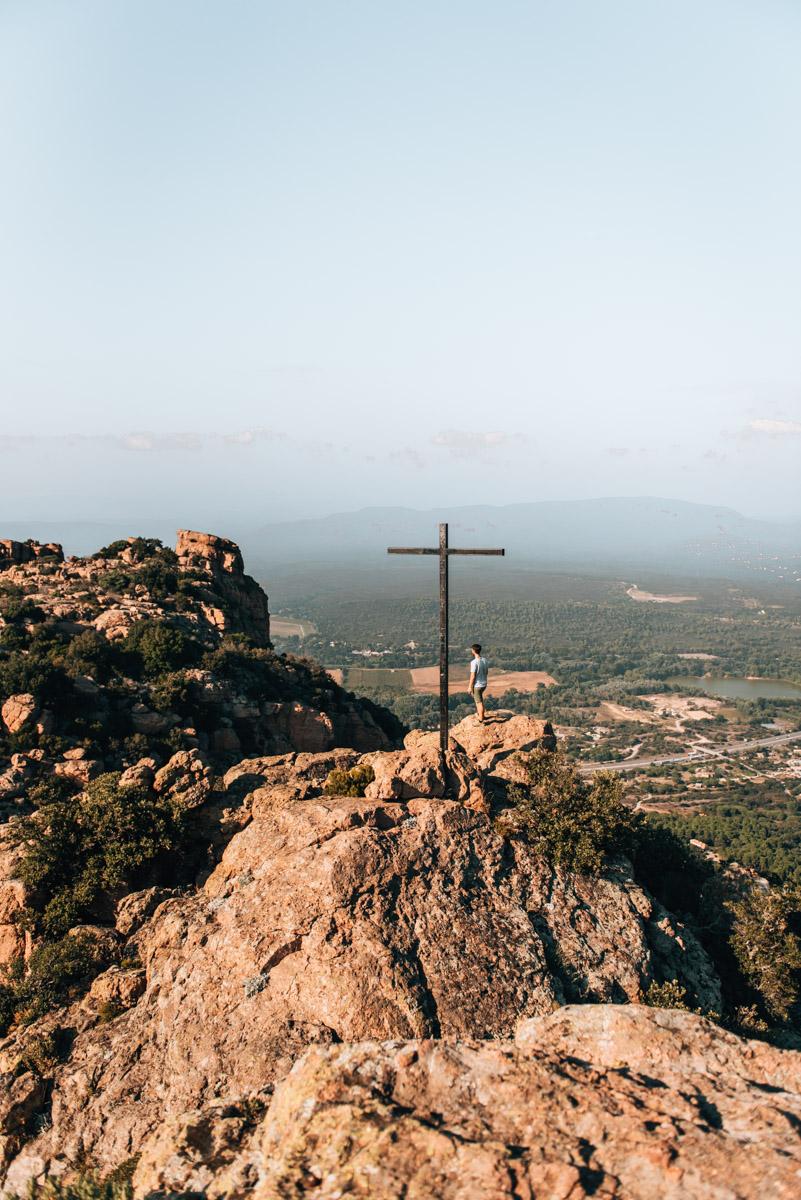 Rocher de Roquebrune Wandern