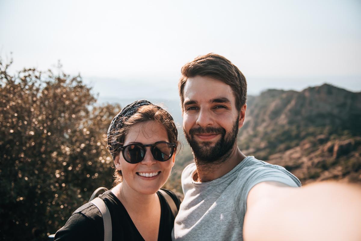 Roquebrune Wandern