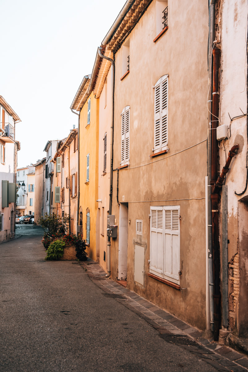 Roquebrune sur Argens Blog Tipps