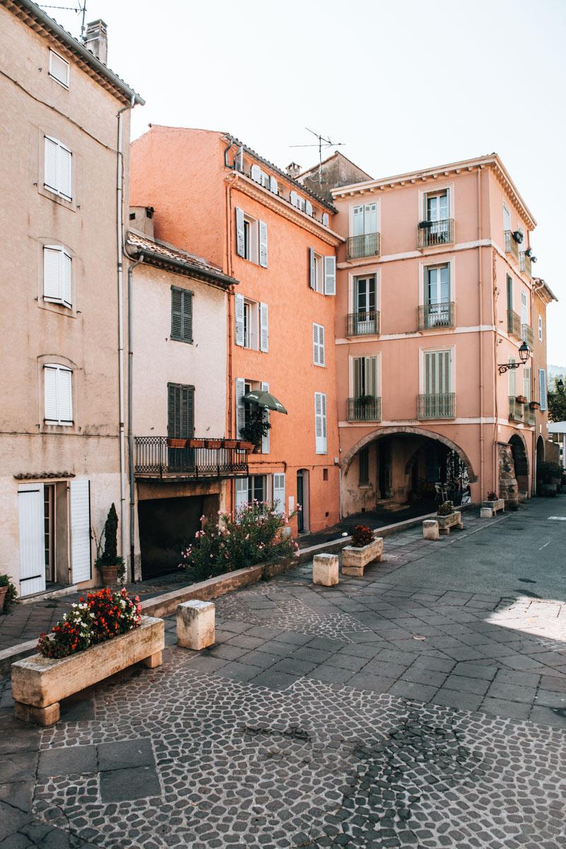 Roquebrune sur Argens Sehenswürdigkeiten