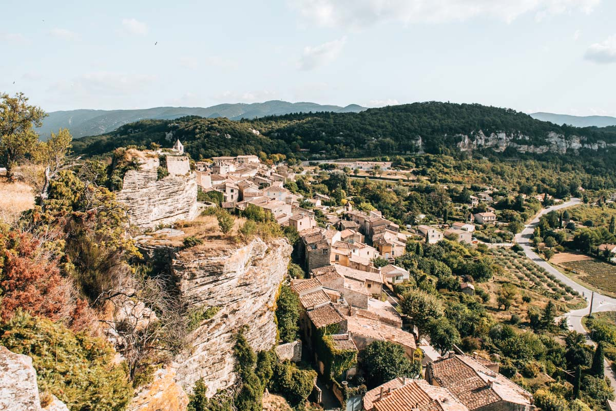 Saignon Viewpoint