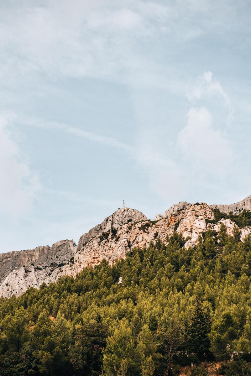 Sainte Victoire Aix