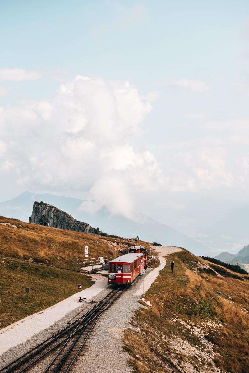Schafbergbahn Erfahrung