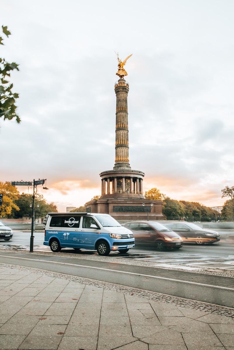 Siegessäule Berlin Eintritt
