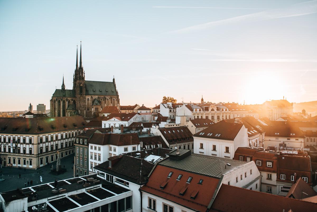 Brno best View