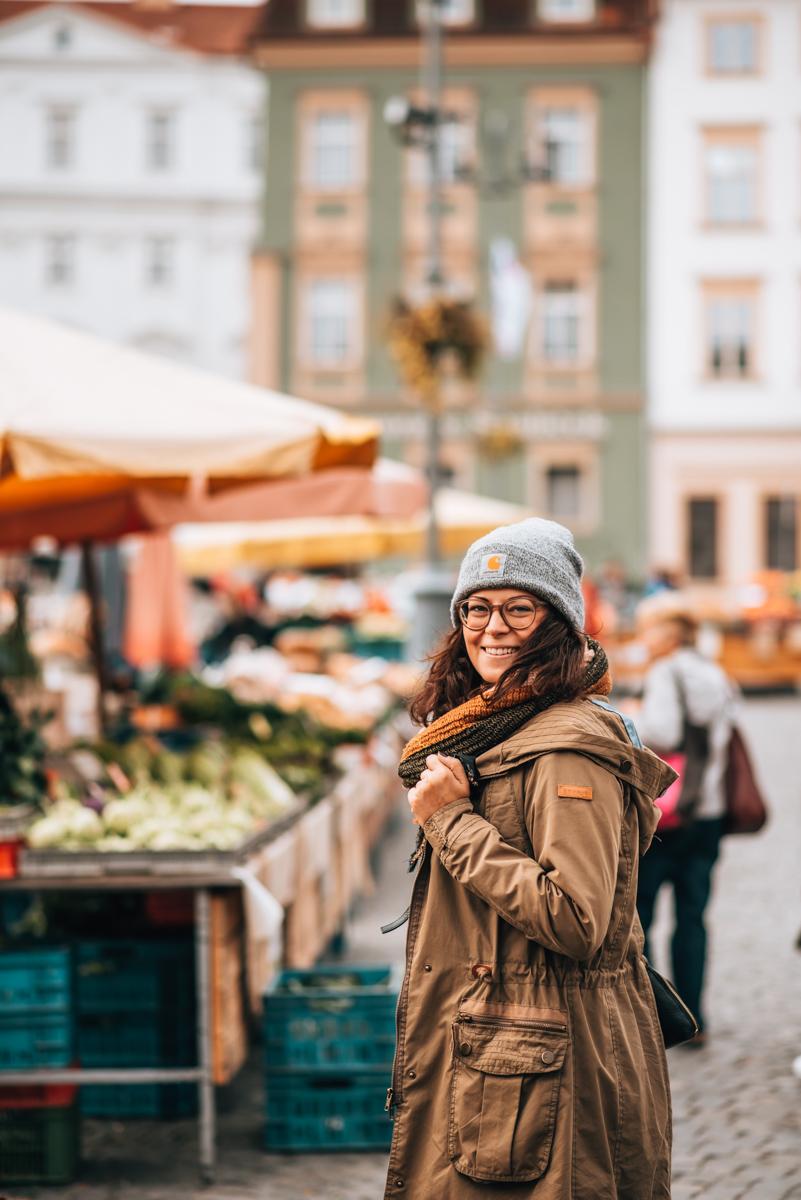 Farmers Market Brno