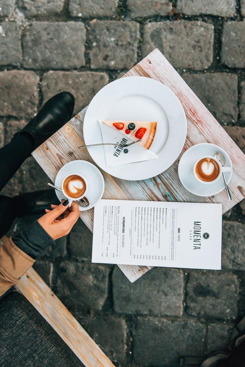 Cafe Momenta Brünn