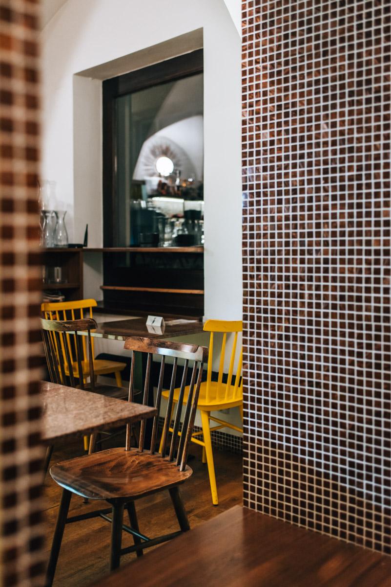 Cafe Pilat Brünn