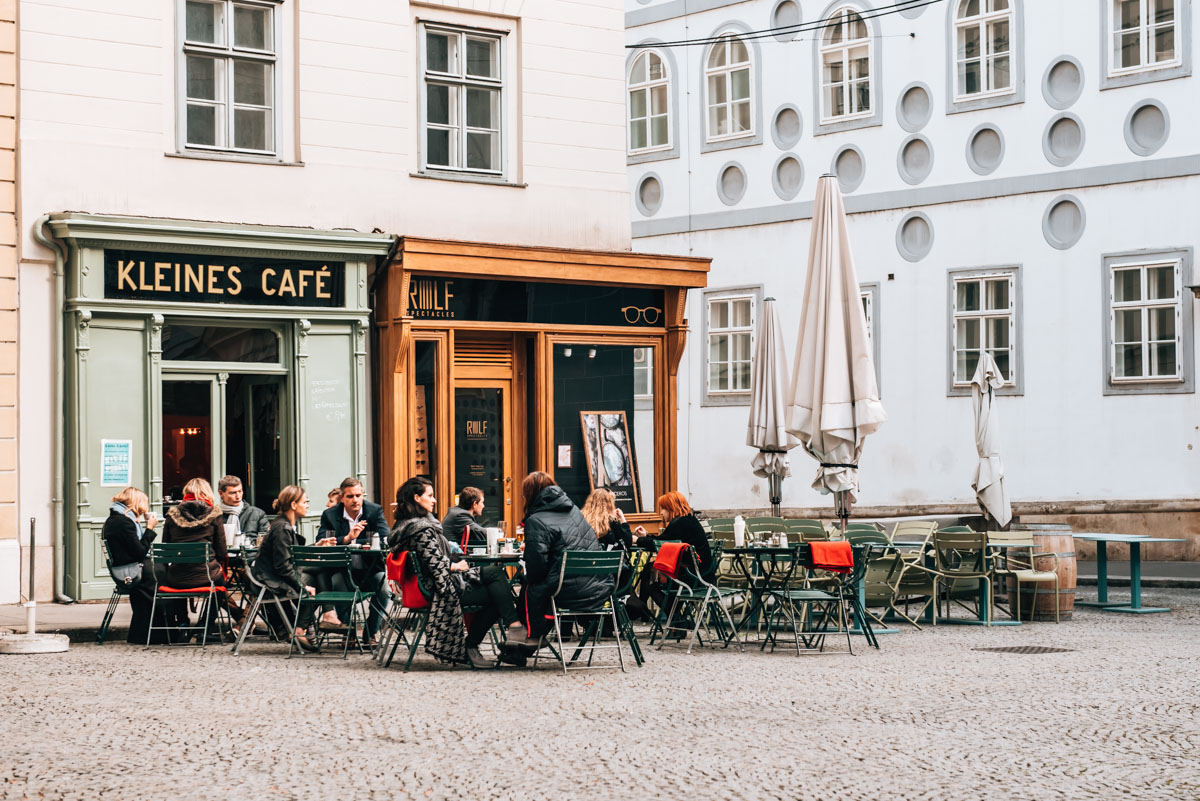 Traditional Viennese Coffeehouses