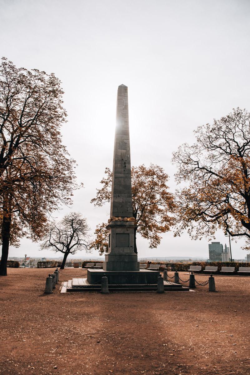 Obelisk Denis Park