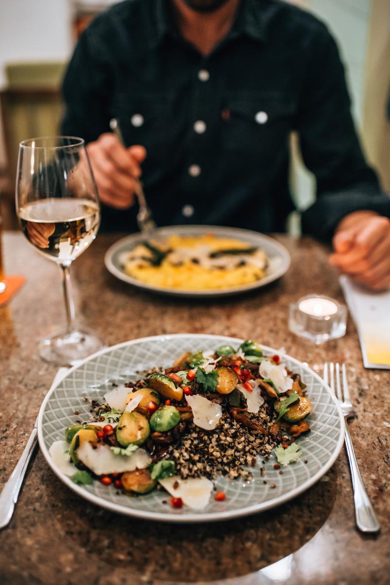 Restaurant tips Brno