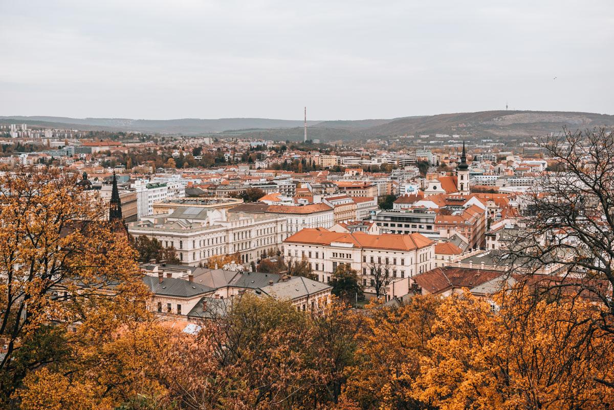 Spilberk View
