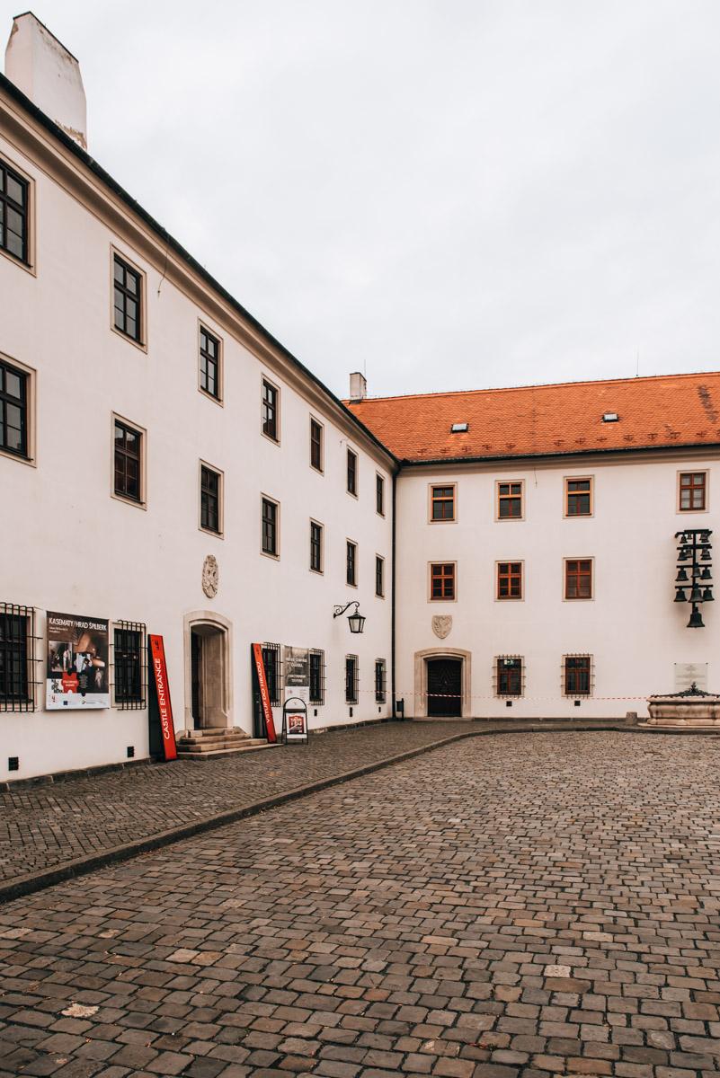 Spilberk Brno