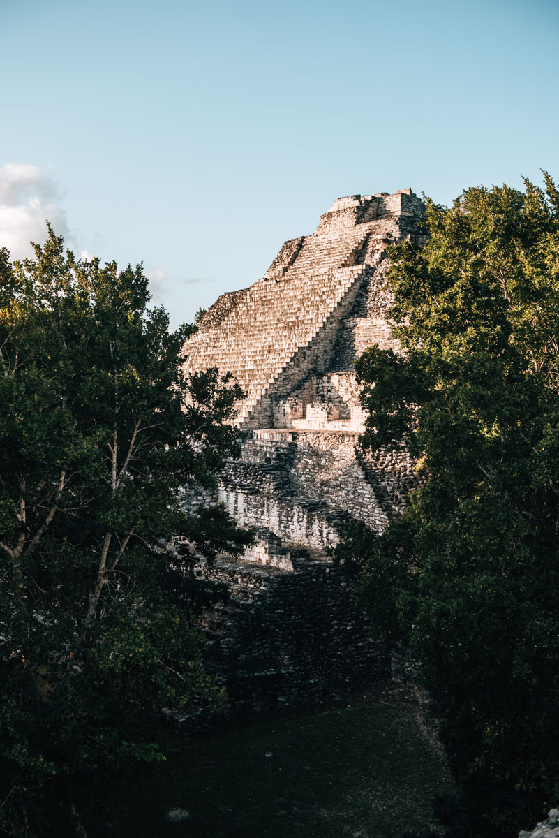 Bacan Ruinen