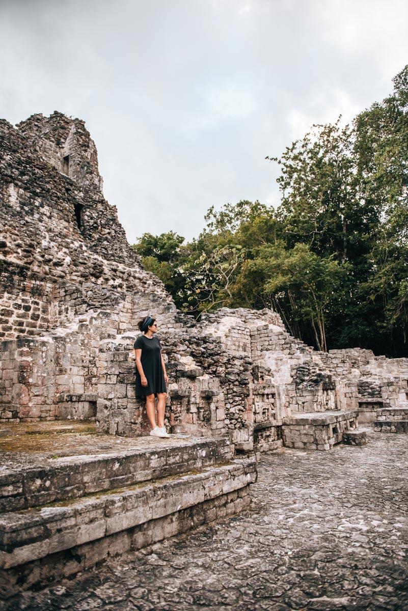 Becan Yucatan