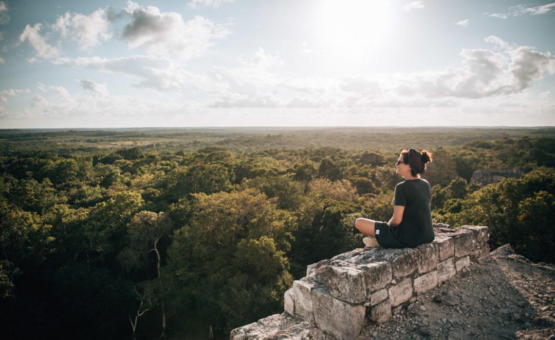 Calakmul Mexiko Tipps