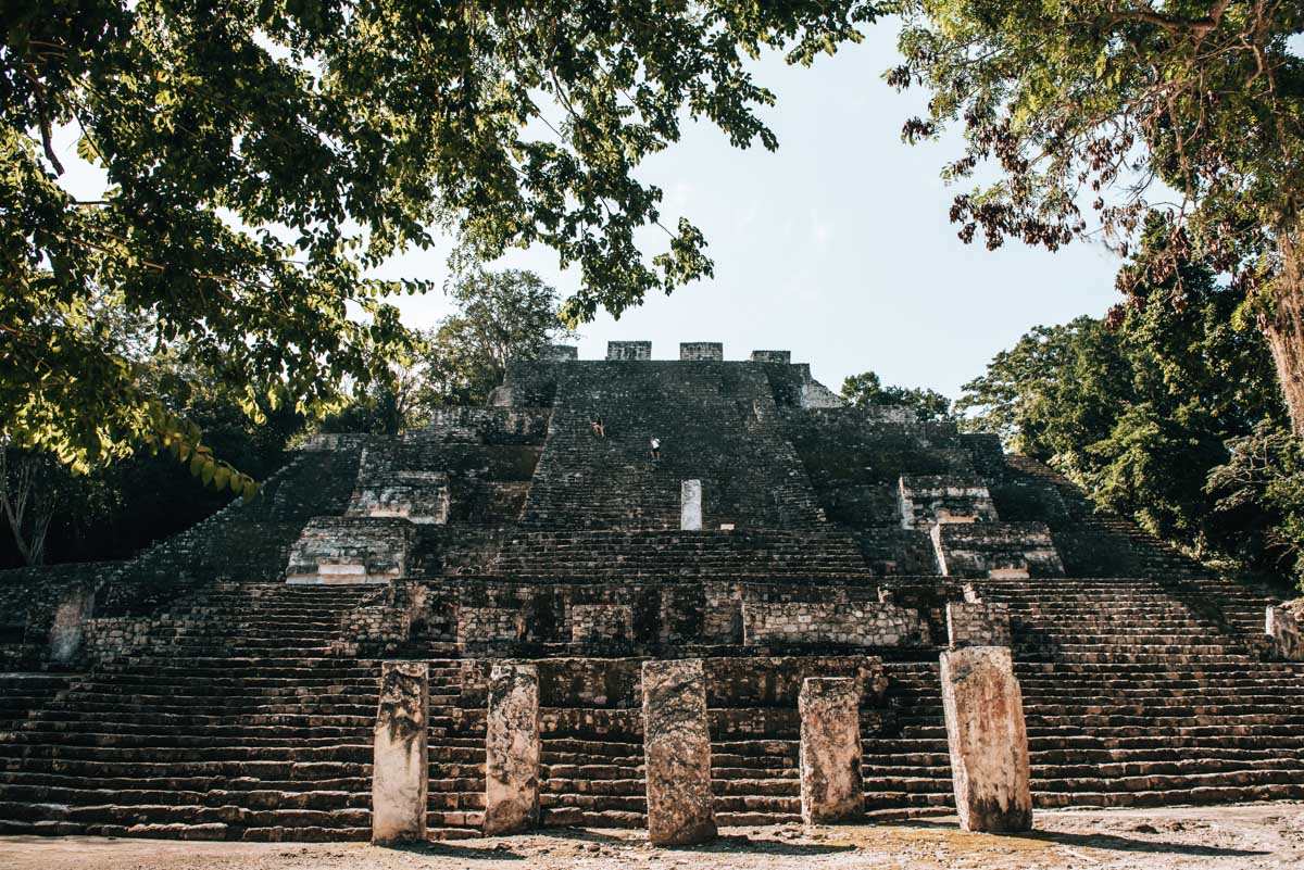 Calakmul & Becán: Tips for the Mayan ruins in the middle of