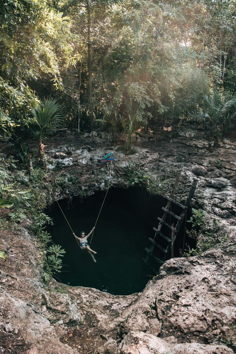 Cenote Calavera-1