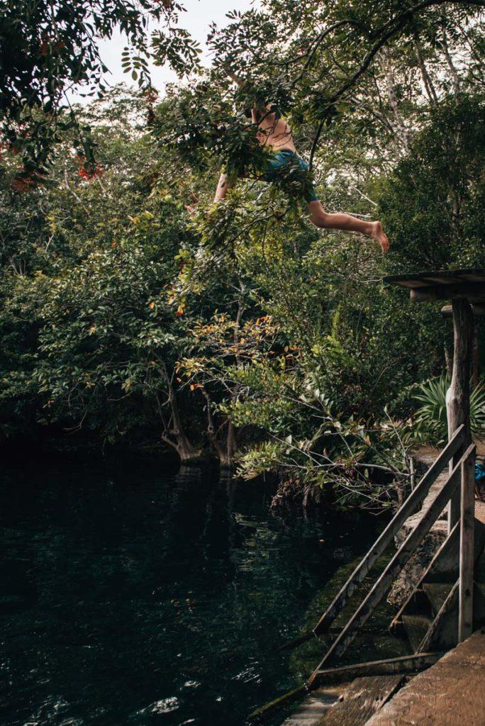 Cenote Tulum Tipps