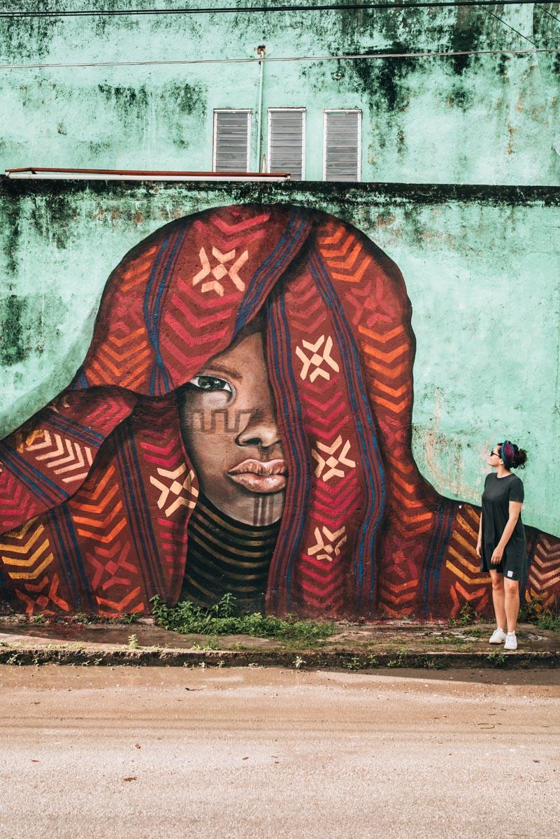 Graffitis Bacalar