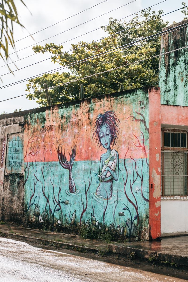 Murals Bacalar