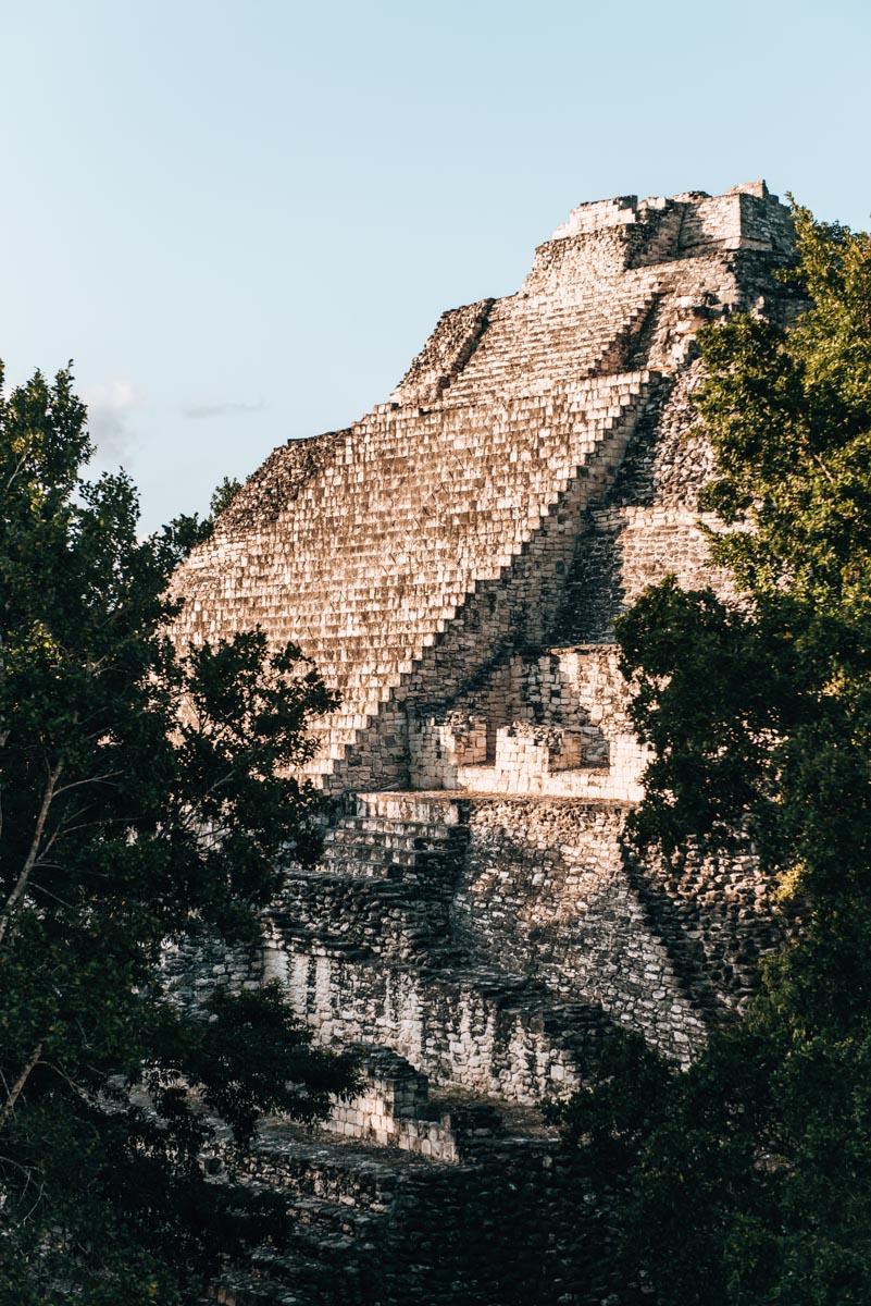 Becan Mexico