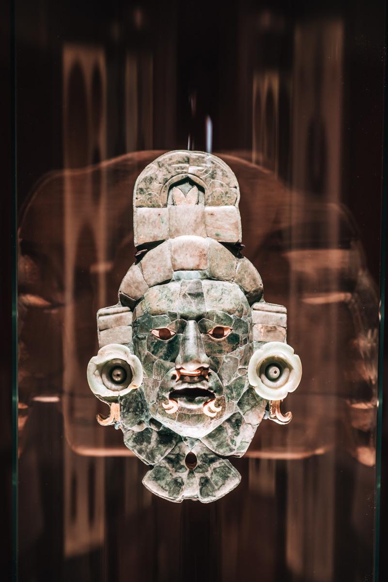 Campeche Maske