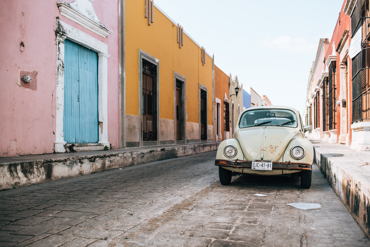 Campeche Sightseeing