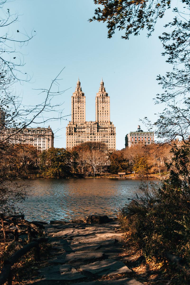 Central Park Rundgang