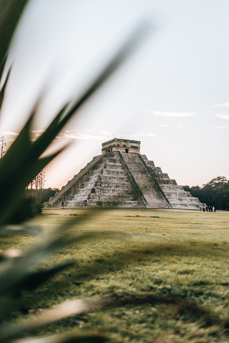 Chichen Itza Sunrise Tour