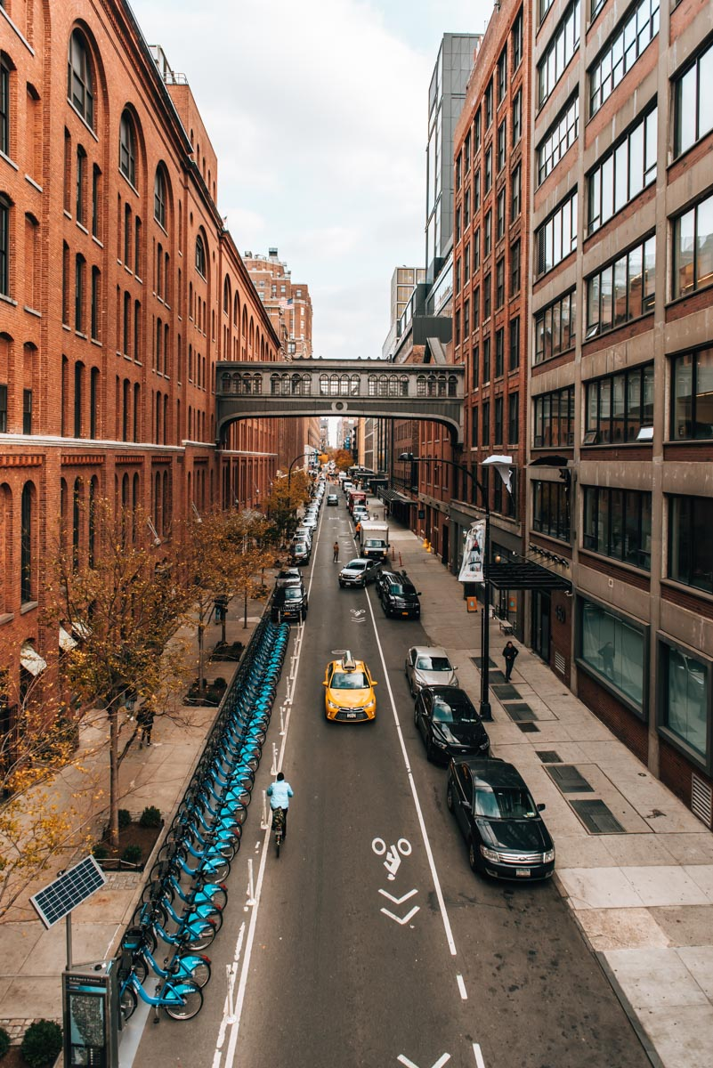 High Line Instagram Spot
