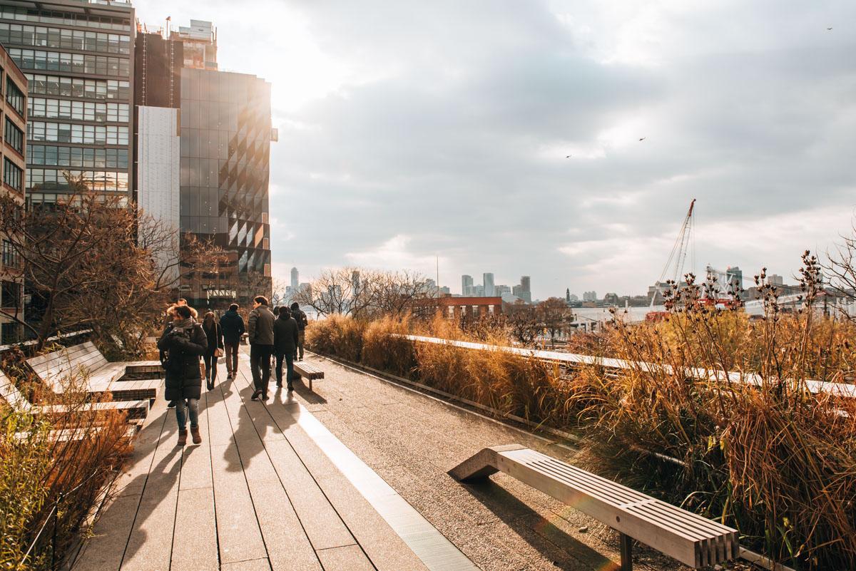 High Line Tipps