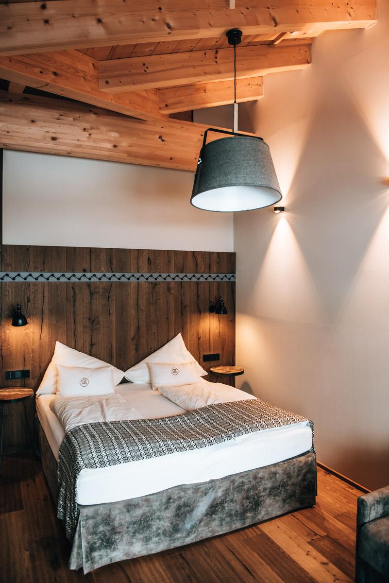 Hotel Riederalm Zimmer