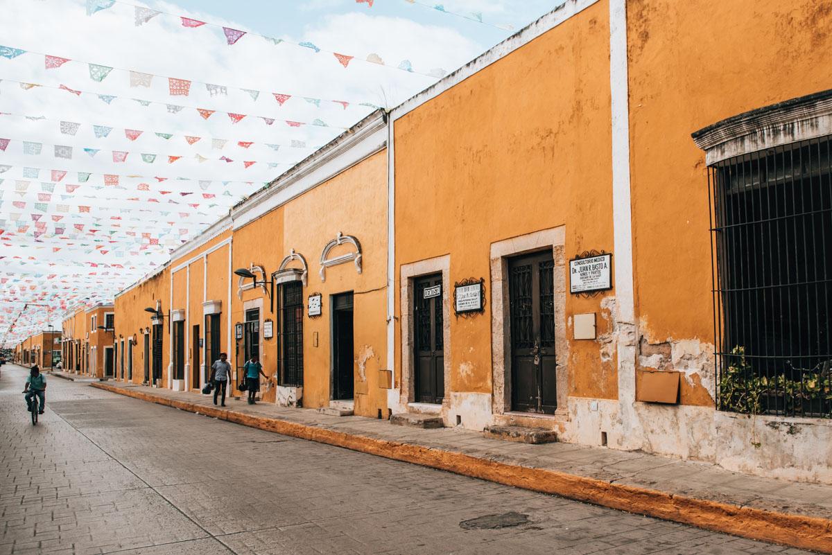 Izamal Mexiko