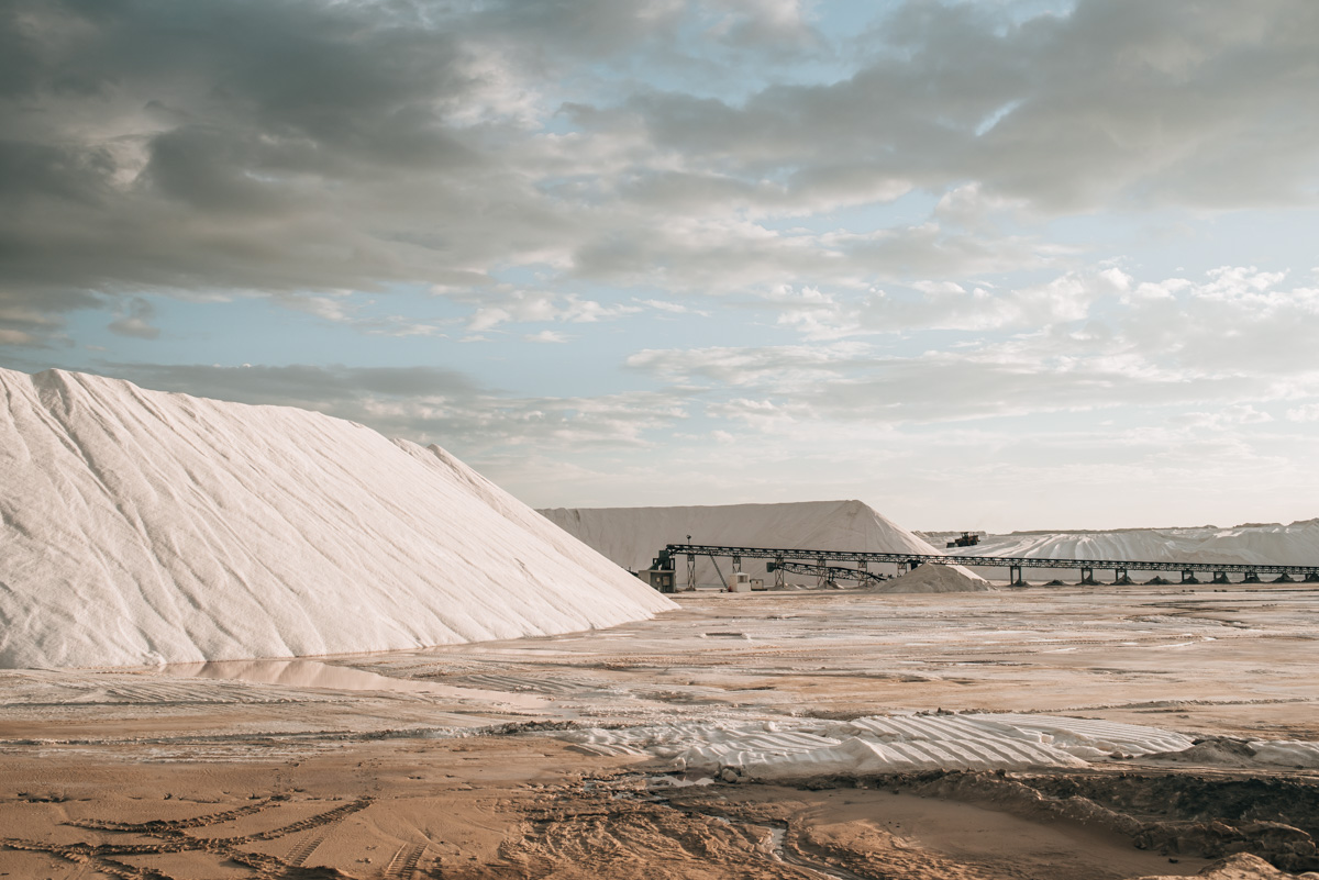 Las Coloradas Salt