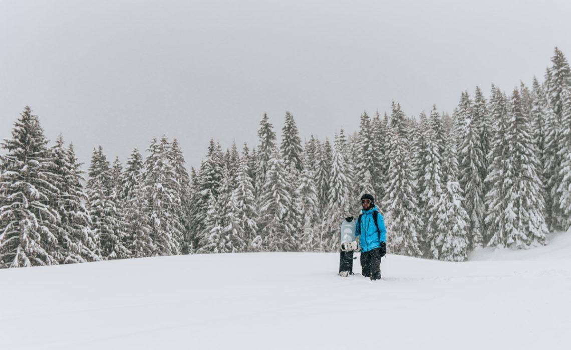 Leogang Skifahren