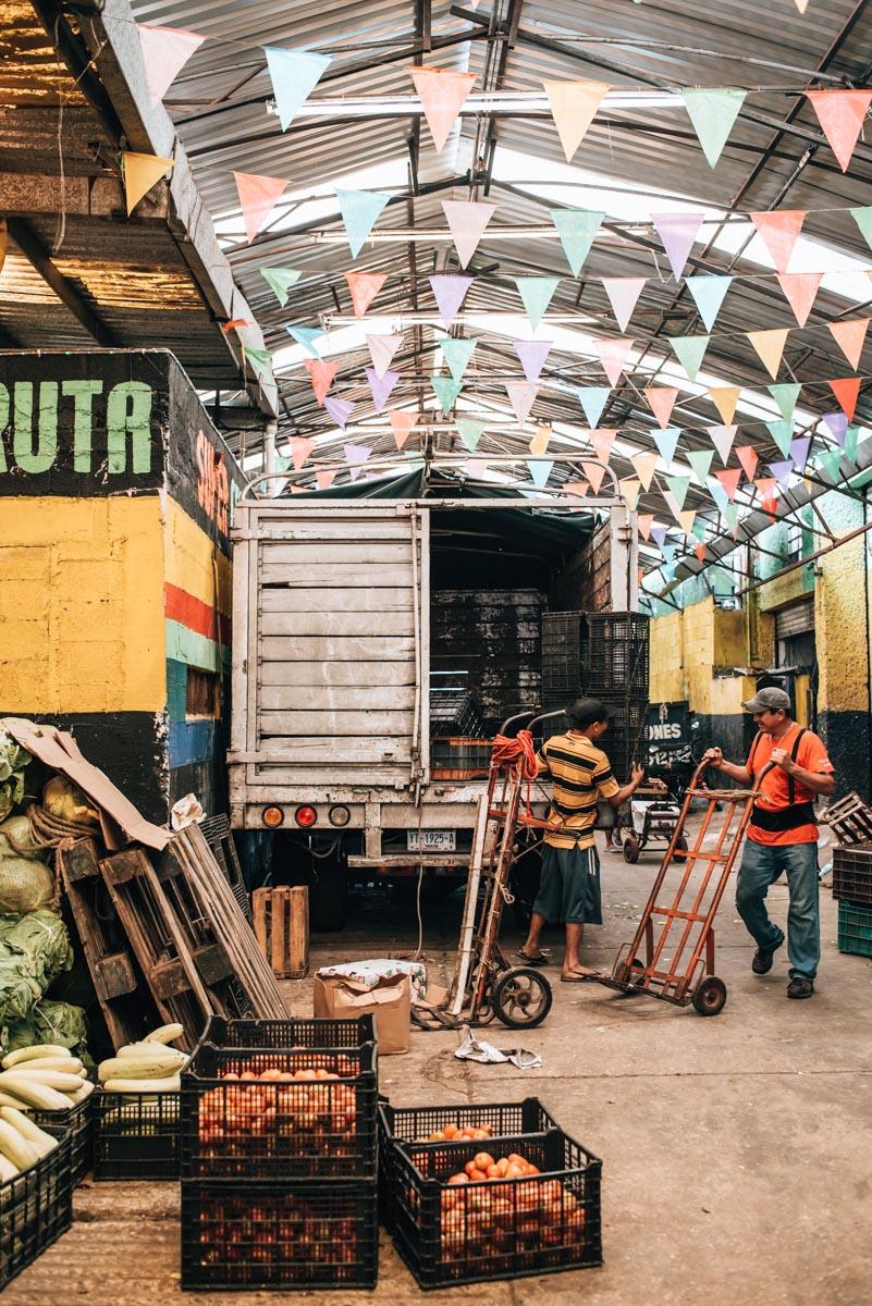 Lucas de Galvez Market