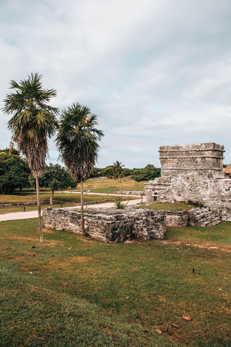Maya Ruins Yucatan