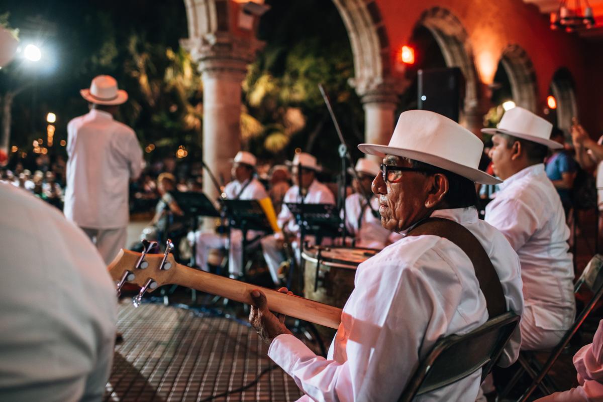 Merida Musiker