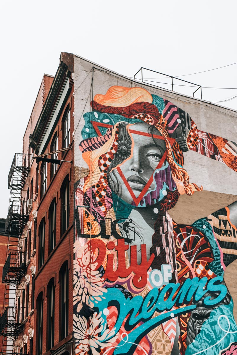 New York Murals