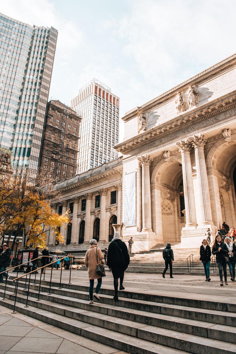 Public Library NY