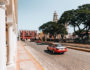 Route Yucatan Mexiko