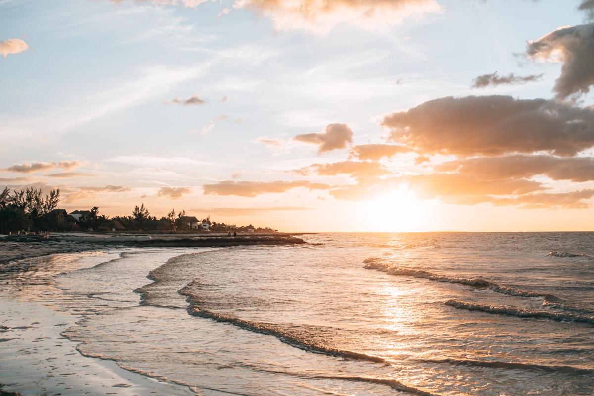 Sonnenuntergang Holbox Tipps