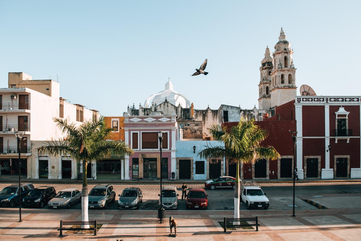 Stadtmauer Campeche