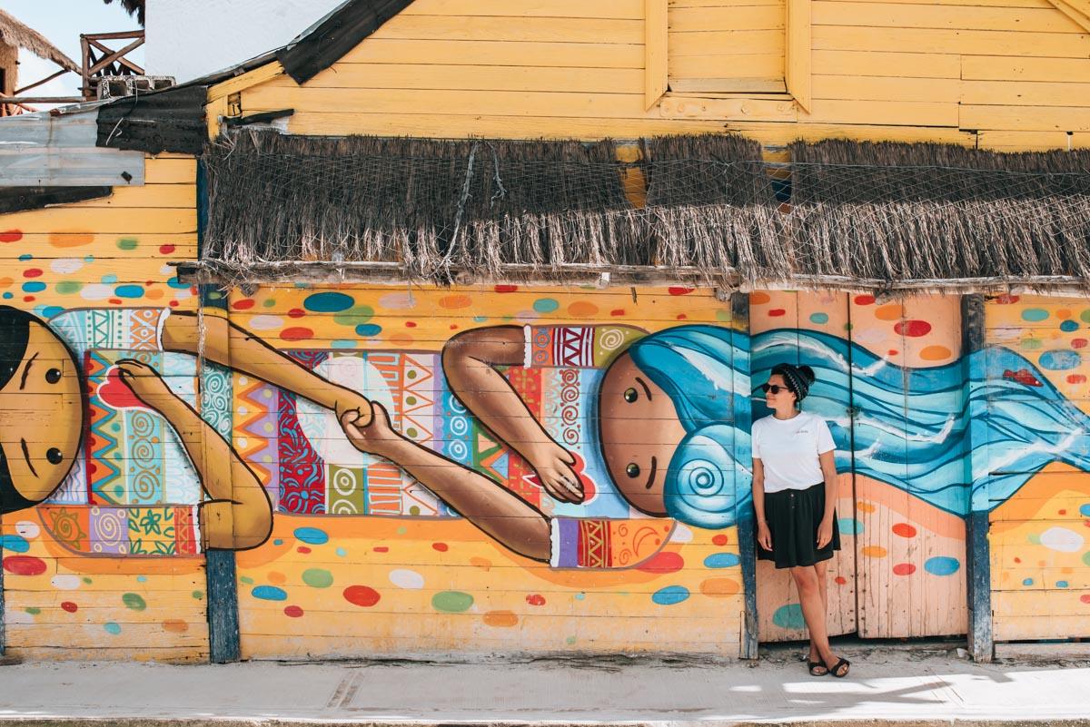 Streetart Holbox