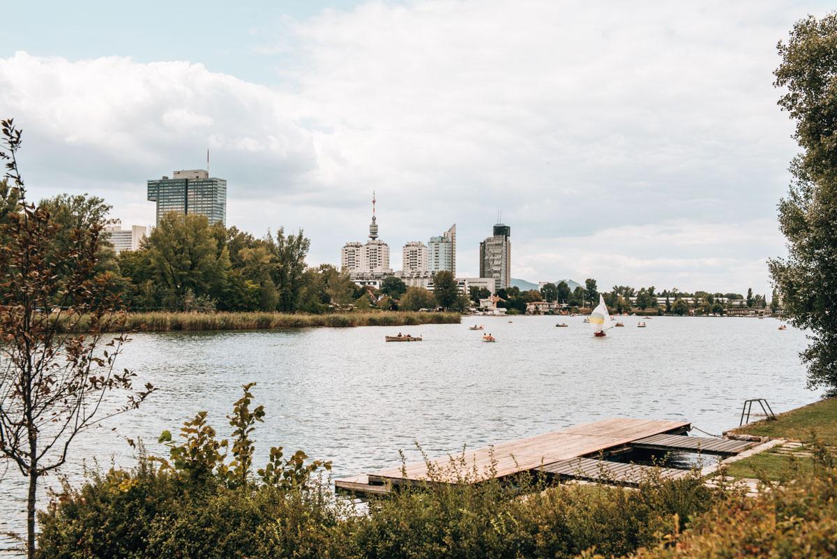 Alte Donau Wien Tipps