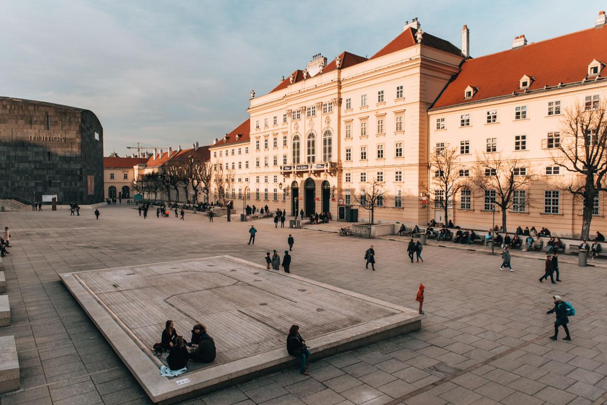 Museumsquartier Wien Tipps