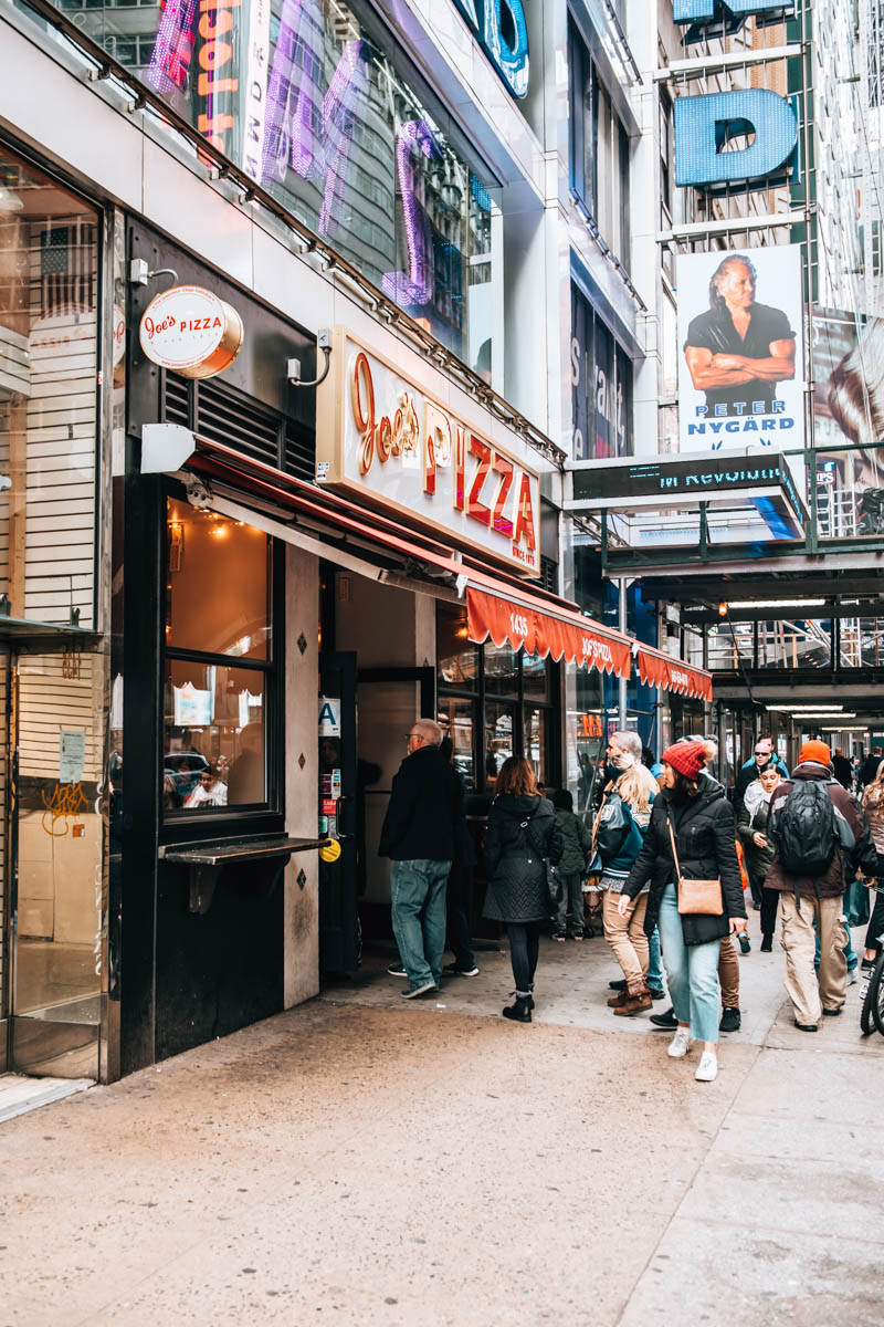 Pizza New York Tipps