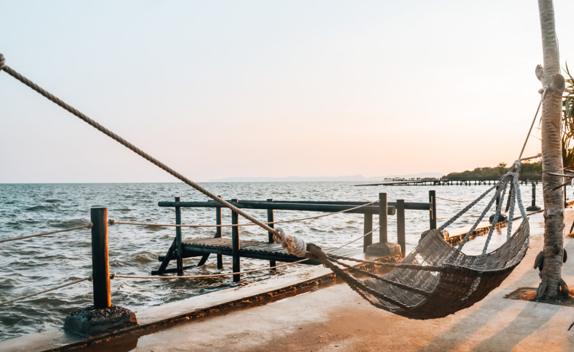Reiseroute Kambodscha 3 Wochen