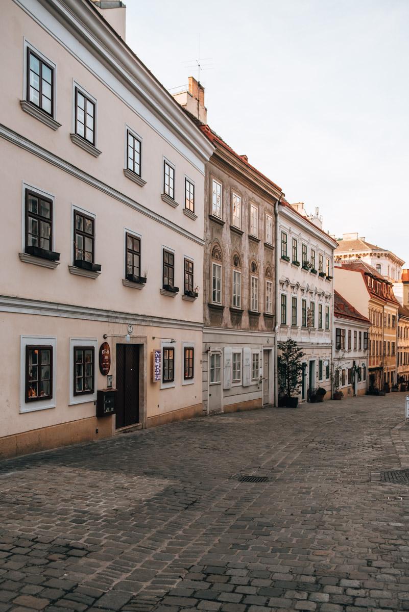 Spittelberg Wien